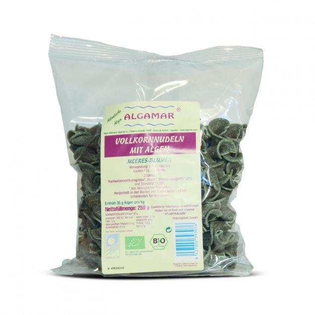 Nudeln mit Algen