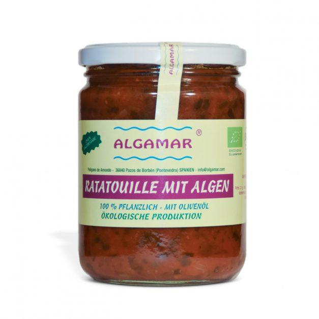Ratatouille mit Algen