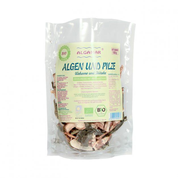 Algen und Pilze