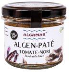Produktfoto Algamar Algen-Paté Tomate-Nori 100 g Glas Vorderseite