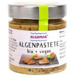 Produktfoto Algamar Algenpastete mit Tofu 180g Glas Voderseite