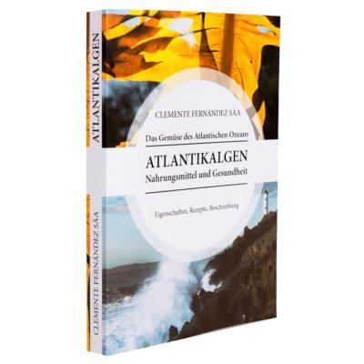 Foto des Covers von dem Buch Atlantikalgen und Gesundheit 2019