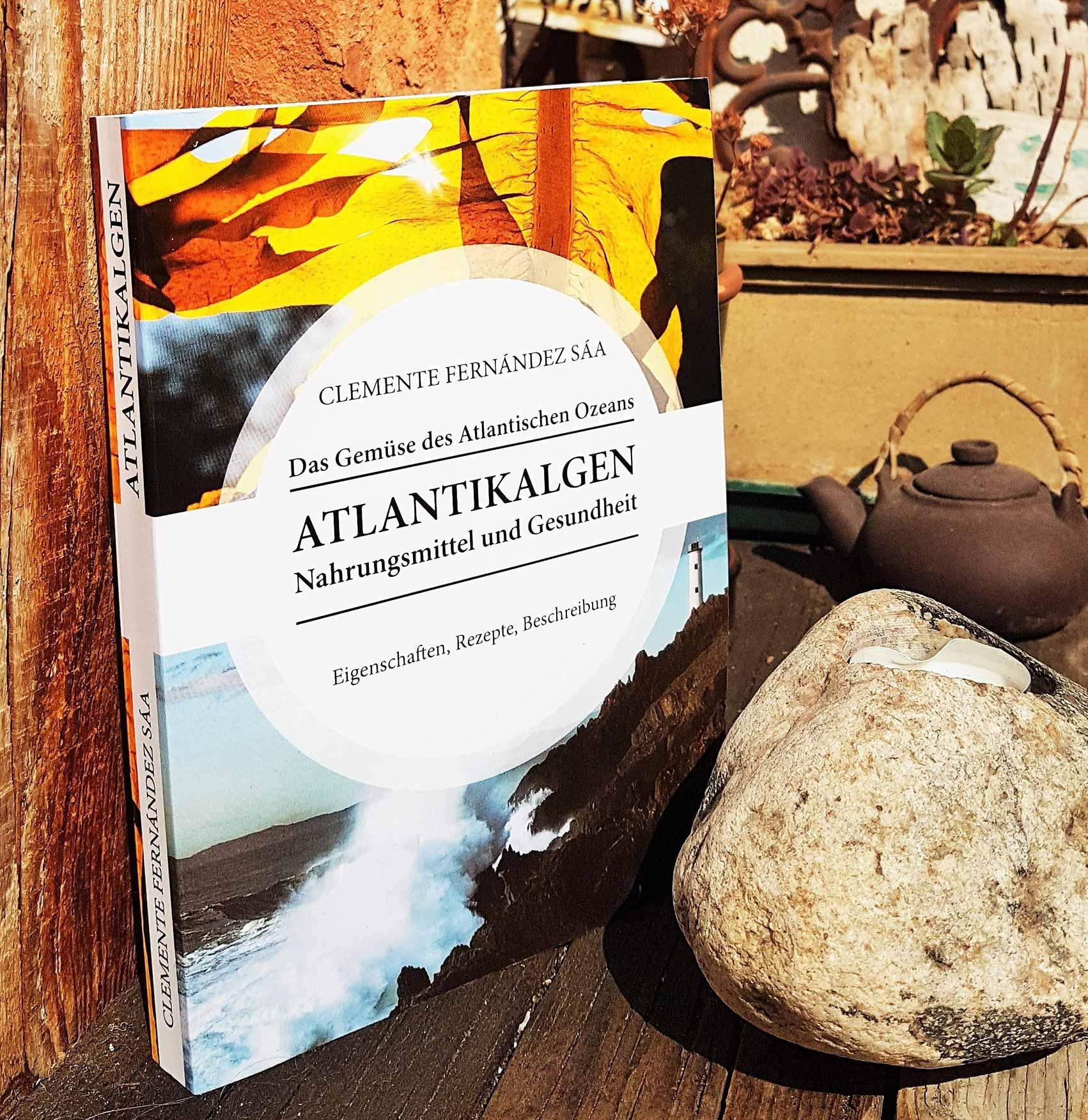 Foto von dem Buch Atlantikalgen und Gesundheit