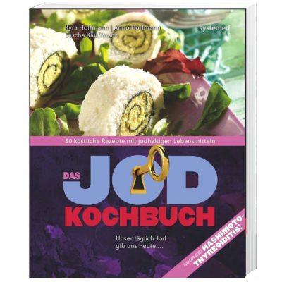 Produktfoto Titelbild des Buches Das Jod-Kochbuch