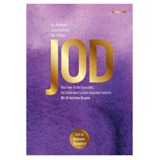 Cover des Buches Jod von Kyra Kauffmann
