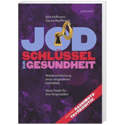 Produktfoto Titelbild des Buches Jod - Schlüssel zur Gesundheit