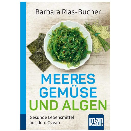 Produktfoto Titelbild Buch Meeresgemüse und Algen - Kompakt-Ratgeber