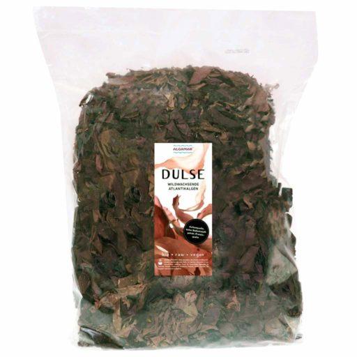 Produktfoto Algamar Dulse Algen 500g Packung Voderseite