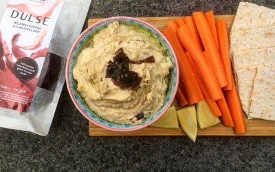Vielseitiger Hummus mit Dulse Algen