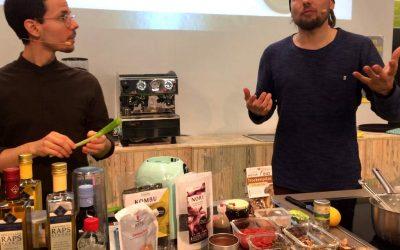 Björn Moschinski goes Umami mit Algamar