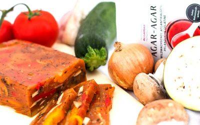 Gemüsesülze auf mediterrane Art