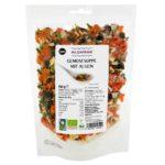 Produktfoto Algamar Gemüsesuppe mit Algen 150g Packung Vorderseite