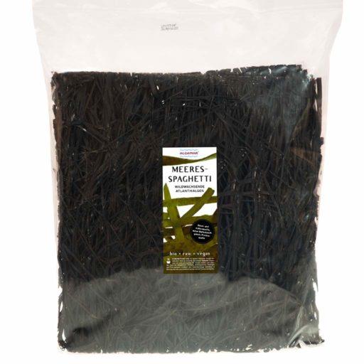 Produktfoto Algamar Meeresspaghetti Algen 1000g Packung Vorderseite