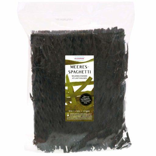 Produktfoto Algamar Meeresspaghetti Algen 500g Packung Vorderseite