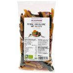 Produktfoto Algamar Vollkorn Penne Tricolore mit Algen 250g Packung Vorderseite