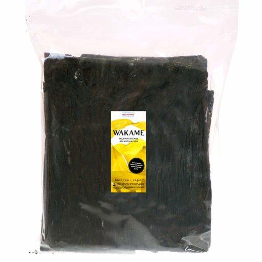 Produktfoto Algamar Wakame Algen 1000g Packung Vorderseite