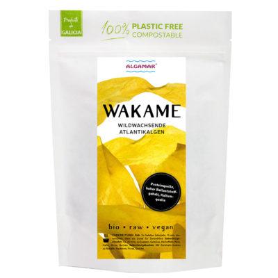 Produktfoto Wakame BlätterVorderseite