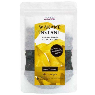 Produktfoto Wakame Instant Algen-Topping 25g Vorderseite